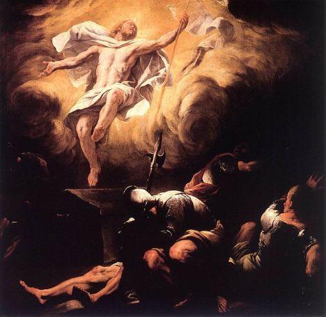 Luca Giordano Resurrection